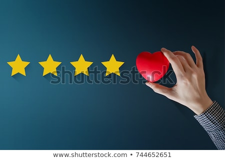 Customer positive experience stock photo © DragonEye