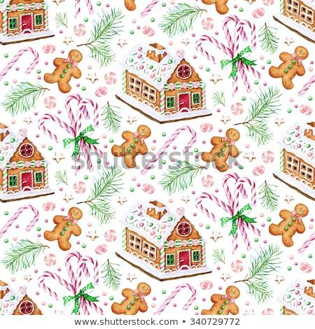 christmas sweety Stock photo © tycoon