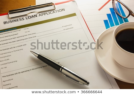 business stilllife Stock photo © adam121