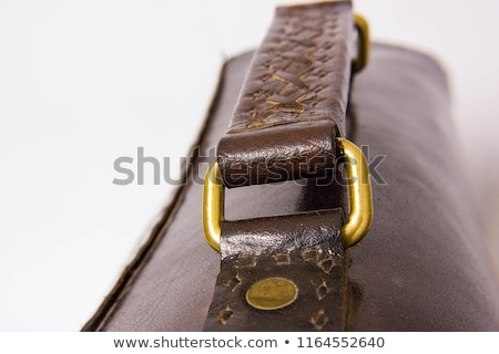 still life product shot of brown handbag Stock photo © travelphotography