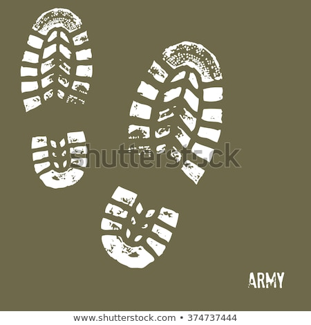 Army Boots Stock photo © grivet
