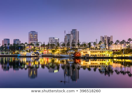 Long Beach Stock photo © kwest