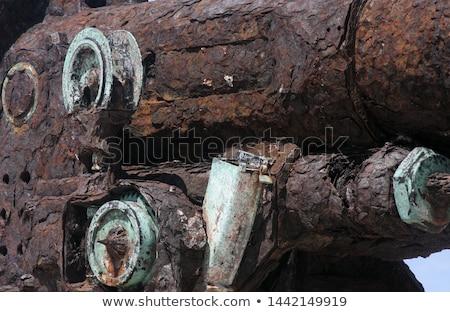 detail of gun  Stock photo © jonnysek