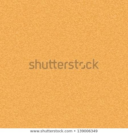 Geel pleisterwerk muur naadloos textuur hoog Stockfoto © tashatuvango