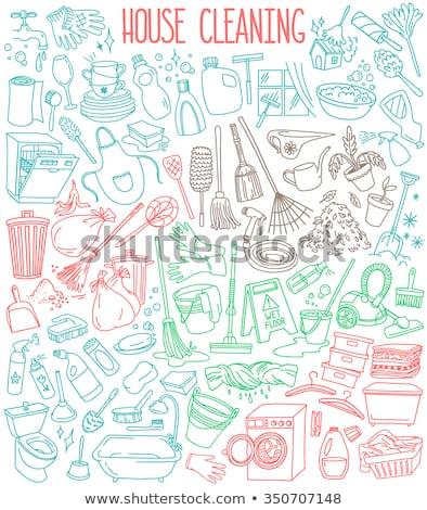 бизнеса · набор · инструменты · иллюстрация · дизайна · служба - Сток-фото © maxmitzu