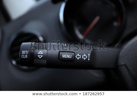 車 インテリア ターン 信号 スイッチ 光 ストックフォト © vladacanon