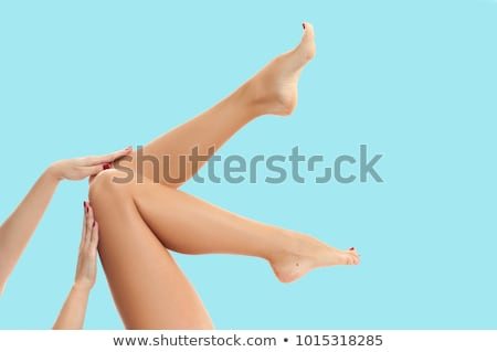 Long woman legs  Stock photo © ozaiachin