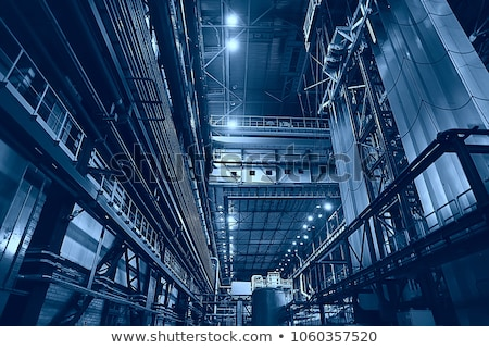metallurgical industry Stock photo © njaj