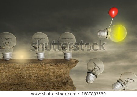 Ideas That Catch On Stock photo © Lightsource
