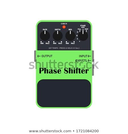 guitar phase Stock photo © shutswis
