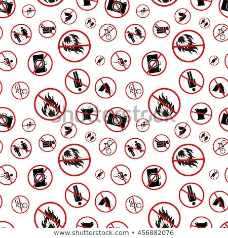 Különböző feliratok sugárzás fehér felirat vegyi Stock fotó © mayboro1964