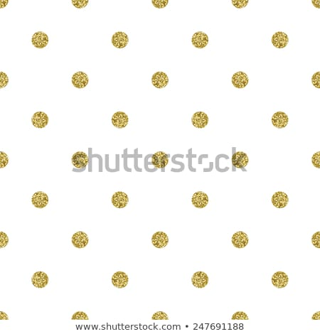 бесшовный · желтый · шаблон · Круги · складе - Сток-фото © mcherevan
