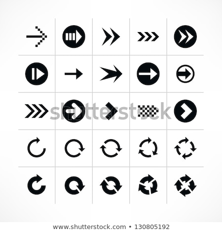 Modern Flat Icons Set 04 Stock photo © Genestro