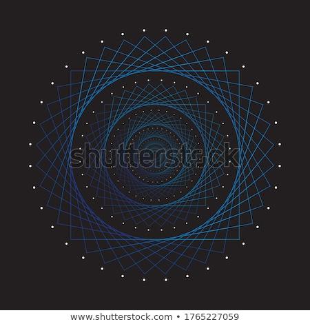 sacred geometric sign Stock photo © SArts