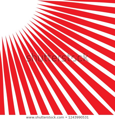 abstract lines bursting from corner Stock photo © SArts