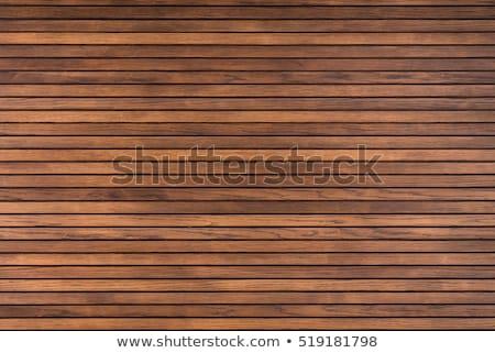 Brown wooden panel Stock photo © homydesign