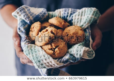 Homemade baked cookies   stock photo © drobacphoto