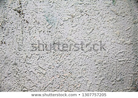 cracked and shabby painted surface stock photo © dariazu