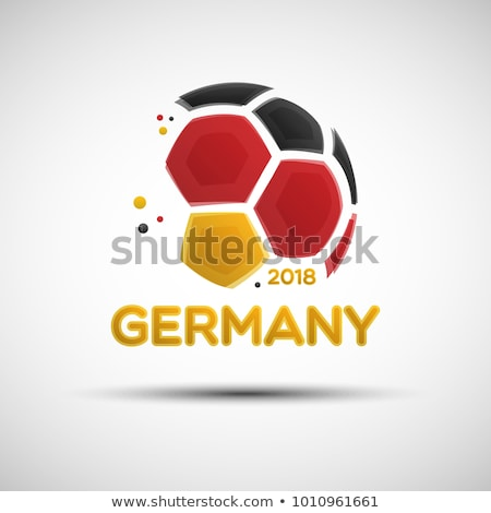 soccer tournament championship league vector design background Stock photo © SArts