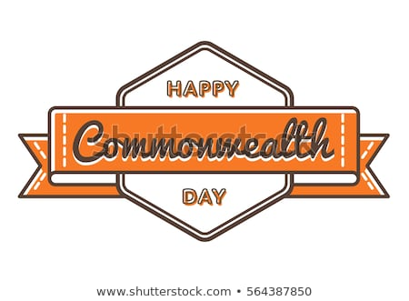 13 march commonwealth day stock photo © olena