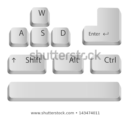 Computer keyboard Service stock photo © Oakozhan