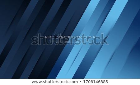 Colorido dinâmico papel de parede linha gradiente Foto stock © adamson