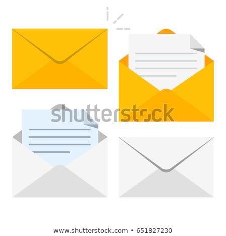 紙 · オフィス · 文房具 · モノクロ · ベクトル · 文書 - ストックフォト © robuart