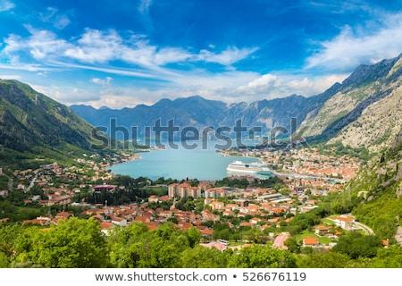 Mountains in Montenegro Stock photo © Givaga