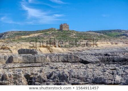 Edad isla Malta mar viaje Foto stock © travelphotography