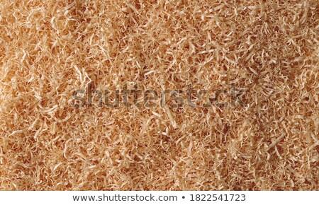 Wood sawdust stock photo © Alenmax