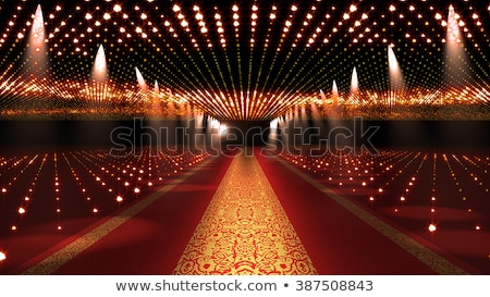 Entertainment On The Red Carpet Stock photo © Lightsource