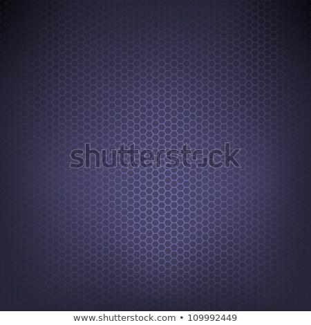 Carbon fiber texture technology. EPS 8 Stock photo © beholdereye