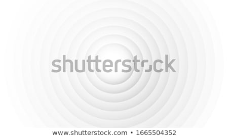 Abstract white circle background - vector illustration Stock photo © sdmix