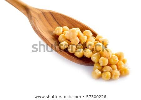 gezonde · veganistisch · traditioneel · arabisch · geserveerd - stockfoto © homydesign