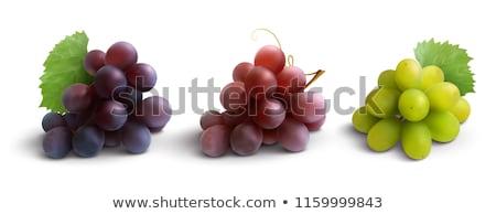 uvas · rosas · Califórnia · amarelo · secar · terra - foto stock © emattil