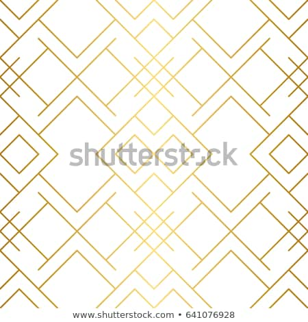 Modern golden background with seamless pattern Stock photo © liliwhite