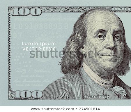 Sto jeden dolarów rosyjski papieru finansów Zdjęcia stock © Valeriy