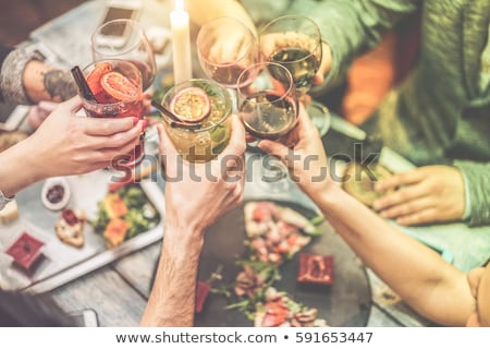 Finger Food in Cocktail Party Stock photo © art9858
