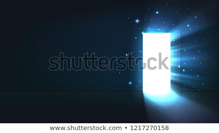 из · темно · свет · выход · темница · старые - Сток-фото © cherezoff