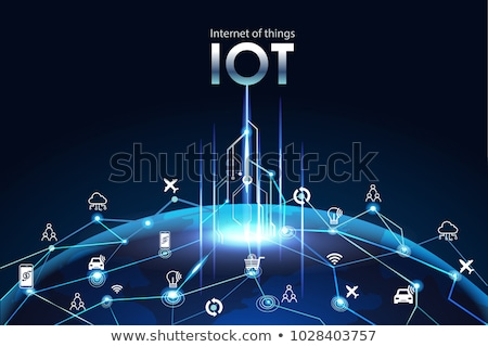 iot stock photo © wavebreak_media