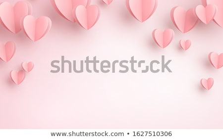 paper heart 02 stock photo © genestro