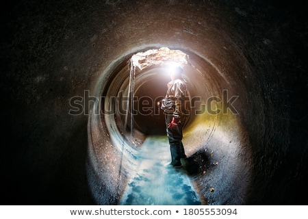 Sewer Stock photo © papa1266
