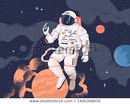 12 April Day of Human Space Flight Stock photo © Olena