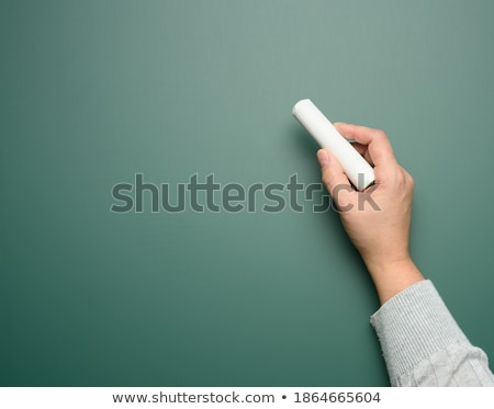 電球 · 図面 · ホワイトボード · 青 · マーカー - ストックフォト © ra2studio