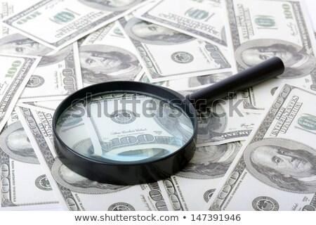 pénz · szatyrok · szett · illusztráció · fehér · narancs - stock fotó © jossdiim
