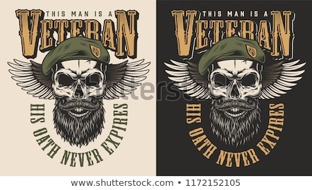 Special military forces concept vector illustration. Stock photo © RAStudio