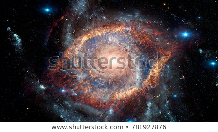 The Helix Nebula in space. Elements of this image furnished by NASA. Stock photo © NASA_images