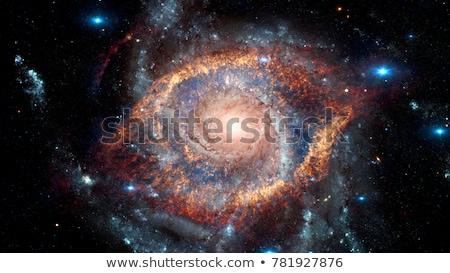 Nebulosa espaço elementos imagem grande Foto stock © NASA_images