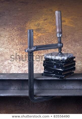 instrumento · mão · assistente · médico · medicina - foto stock © gewoldi