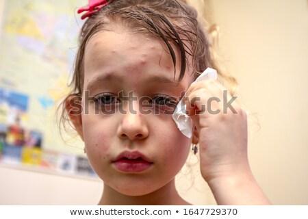 doktor · rahatlatıcı · hasta · ağlayan · kadın - stok fotoğraf © lightkeeper